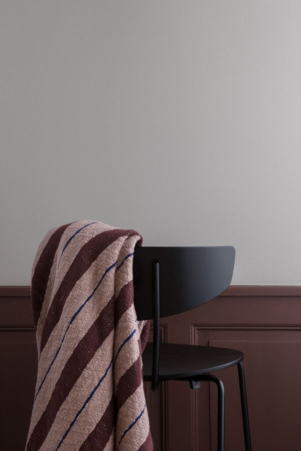 Ferm Living Pinstripe plaid