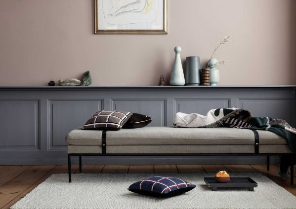 Ferm Living Turn Daybed bank Cotton Linen