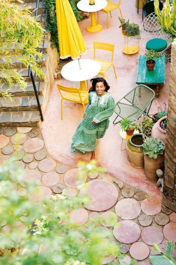 Fermob Luxembourg tuinstoel