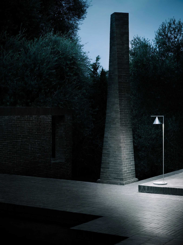 Flos Captain Flint Outdoor vloerlamp LED 2700K