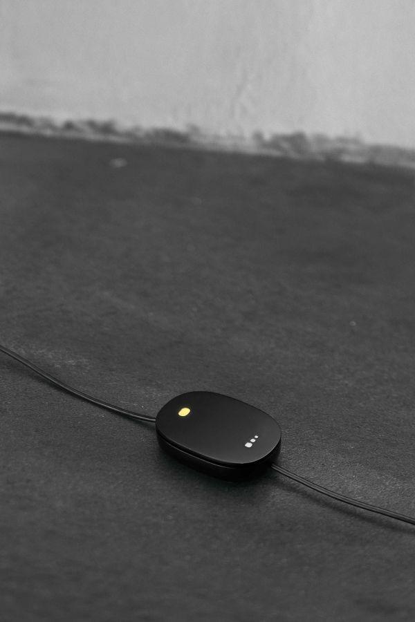 Flos Gaku wandlamp wired zwart