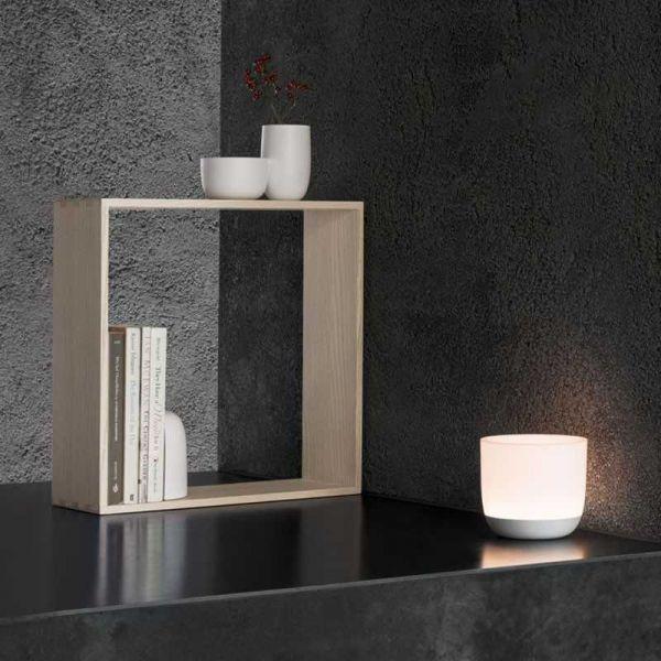 Flos Gaku wandlamp wireless wit