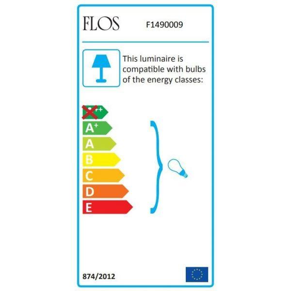 Flos Mini Button wandlamp