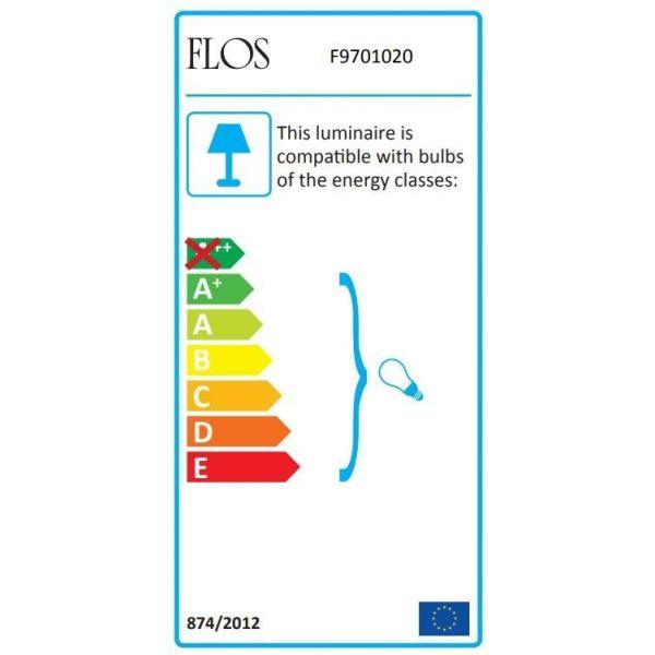 Flos Pochette Up/down wandlamp