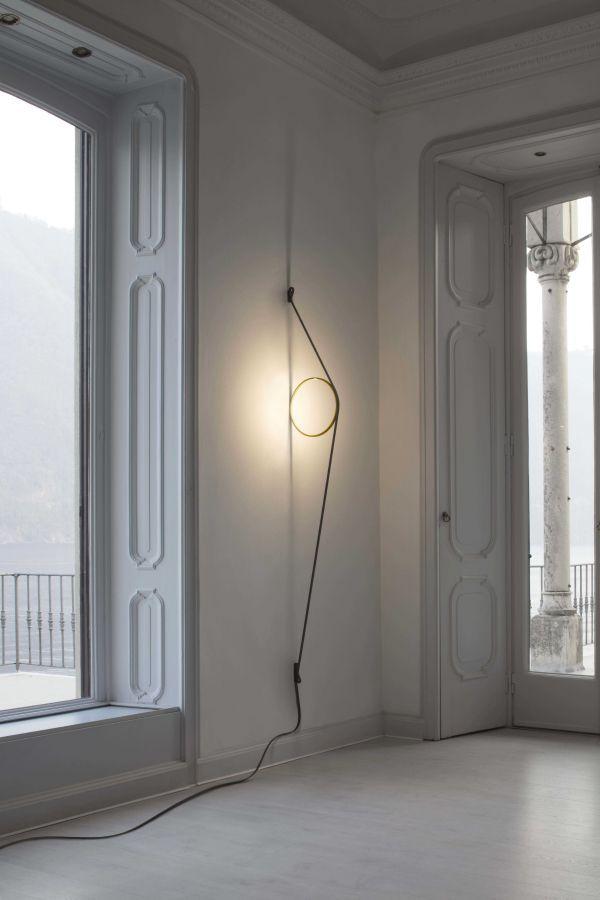Flos Wirering wandlamp LED