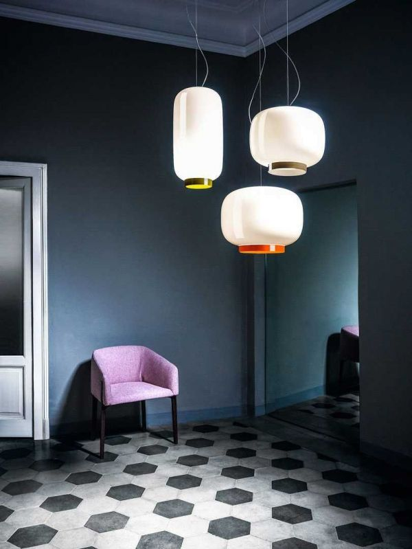 Foscarini Chouchin Reverse 2 hanglamp LED niet dimbaar
