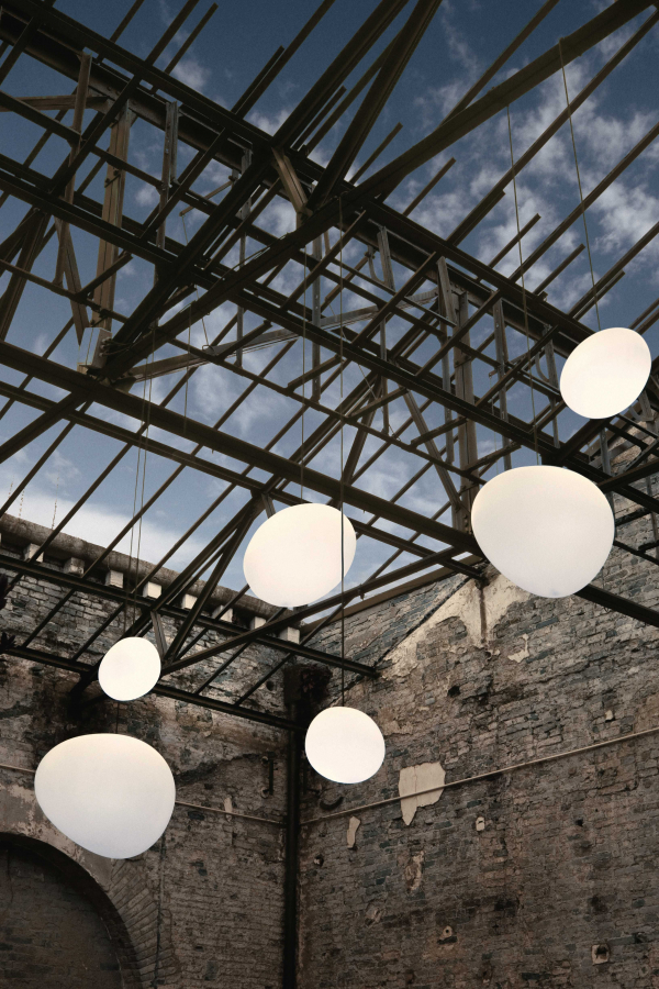 Foscarini Gregg media MyLight hanglamp LED dimbaar Bluetooth