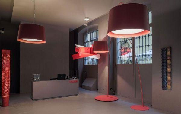 Foscarini Twice as Twiggy hanglamp LED