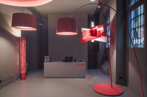 Foscarini Twice as Twiggy vloerlamp LED