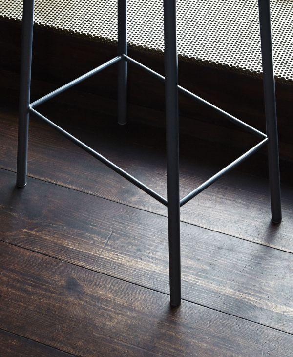 Frama Adam Leather barkruk 65cm