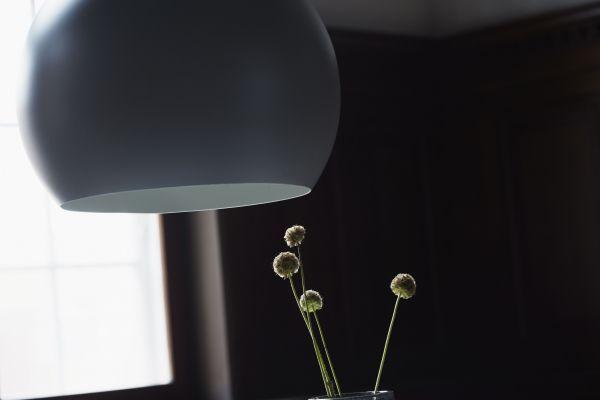 Frandsen Ball Matt hanglamp large