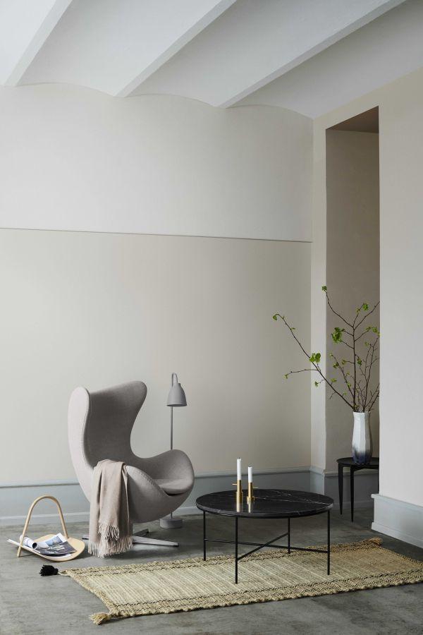 Fritz Hansen Foldable Tray Table salontafel 60