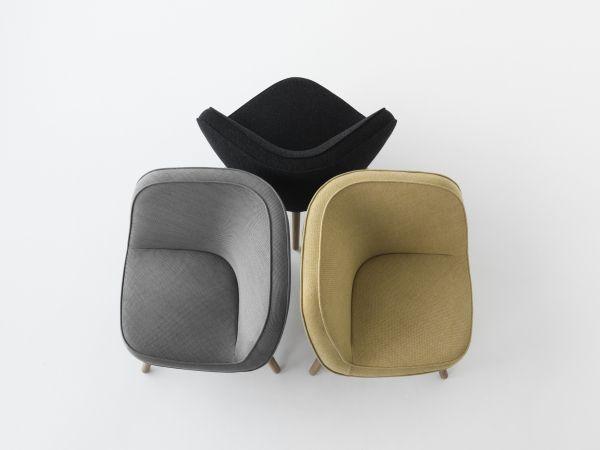 Fritz Hansen VIA57 fauteuil