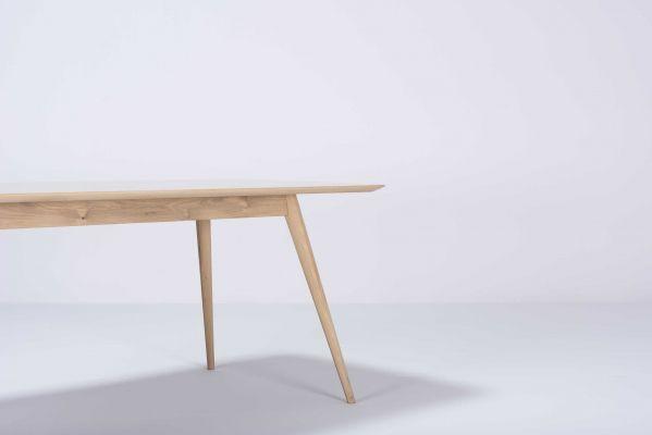 Gazzda Stafa tafel hout 220x90