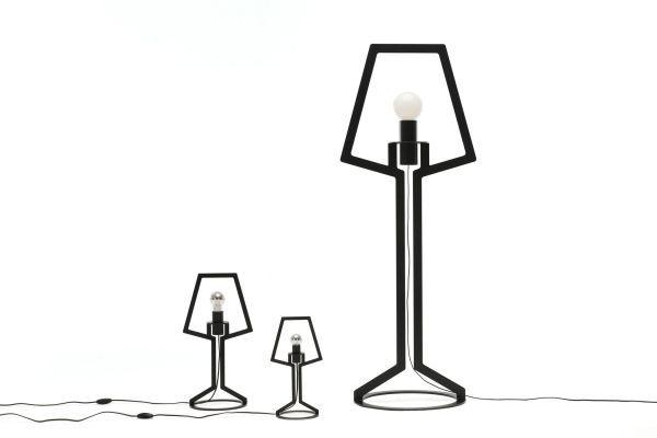 Gispen Outline tafellamp