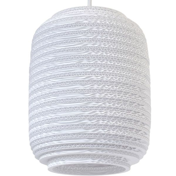 Graypants Ausi 8 White hanglamp
