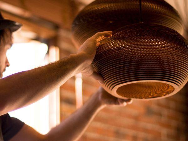 Graypants Disc 20 hanglamp