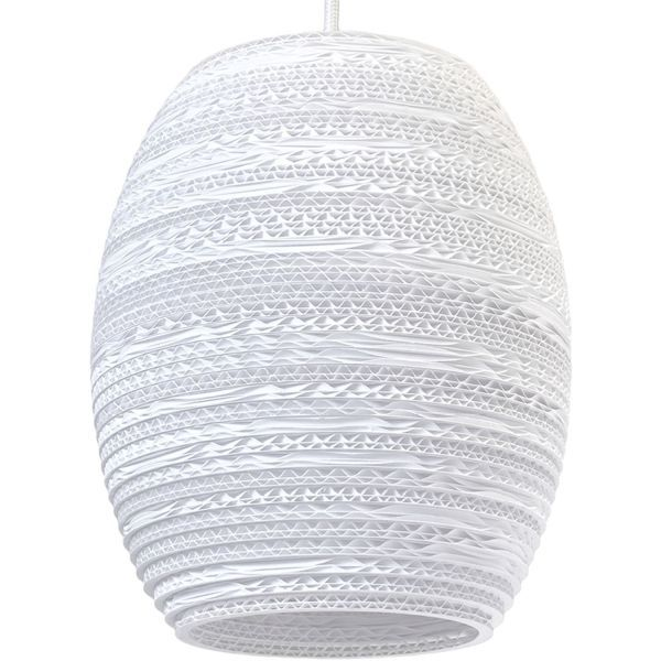 Graypants Oliv White hanglamp