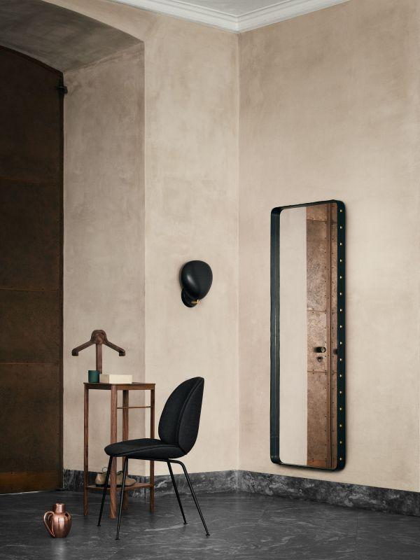 Gubi Adnet Rectangulaire spiegel small