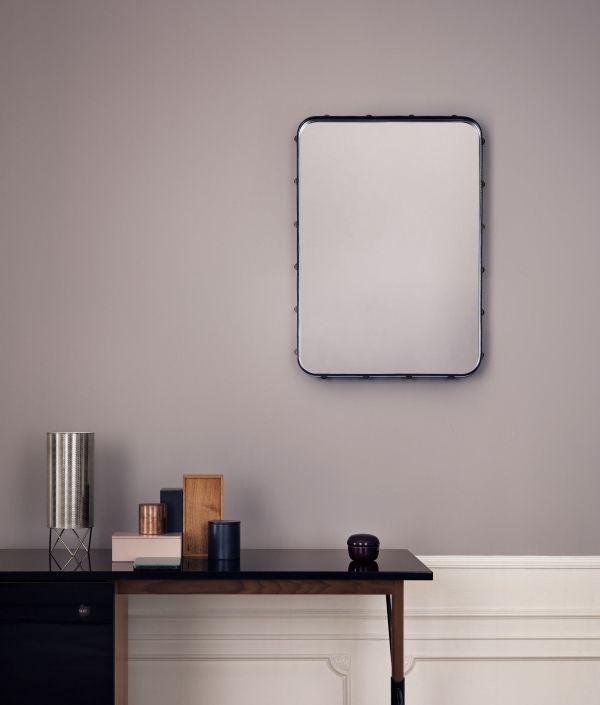 Gubi Adnet Rectangulaire spiegel medium