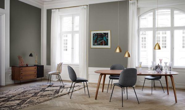 Gubi Tweedekansje - Gubi Dining Table eettafel ellips essenhout 230x120