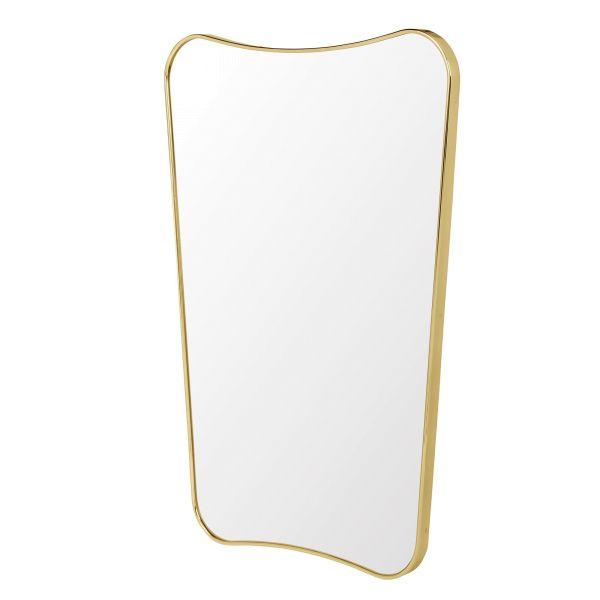Gubi F.A. 33 Rectangulaire spiegel 80x54 cm