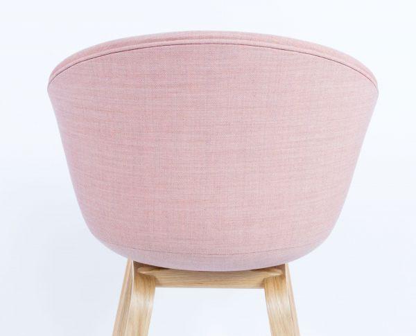 Hay About a Chair AAC23 gestoffeerde stoel