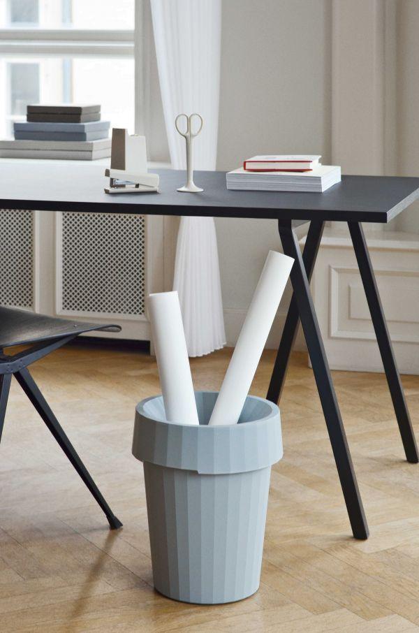 Hay Loop Stand tafel zwart 160x78