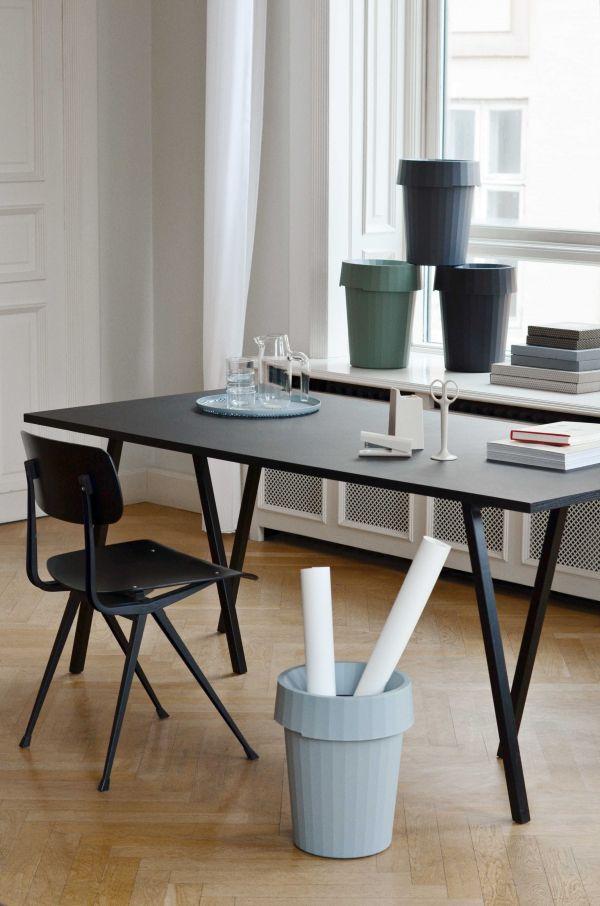 Hay Loop Stand tafel zwart 180x88