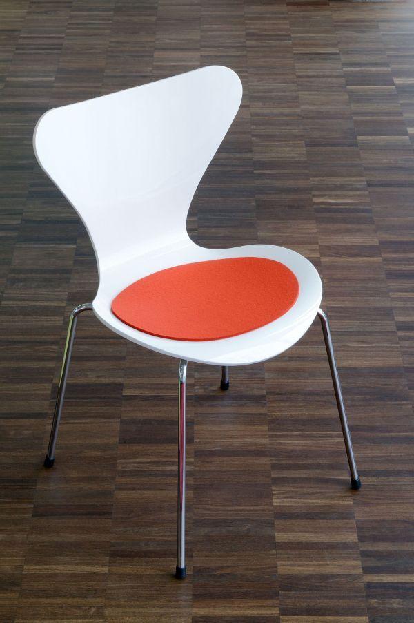 Hey-Sign Vlinderstoel zitkussen