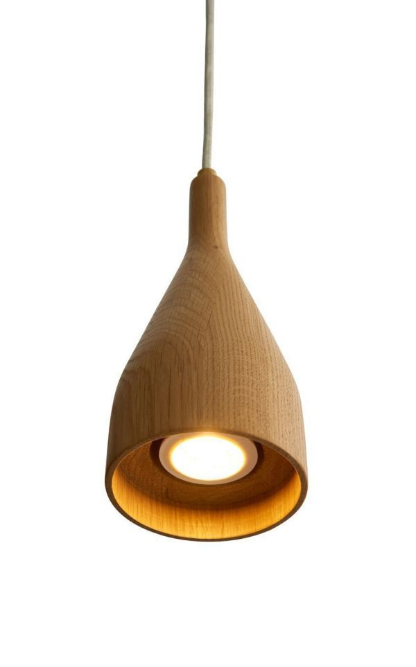 Hollands Licht Timber hanglamp large