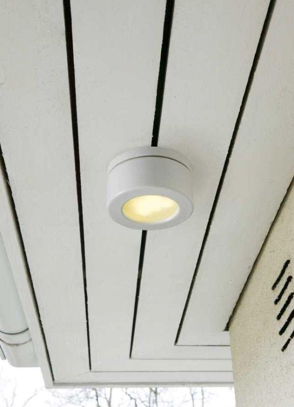 Ifö Electric Cool High plafondlamp IP44 porselein