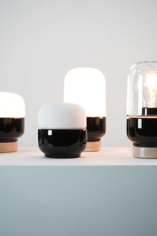 Ifö Electric Ohm 100/190 tafellamp porselein