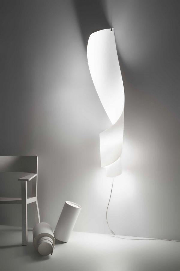 Ingo Maurer Oop's wandlamp