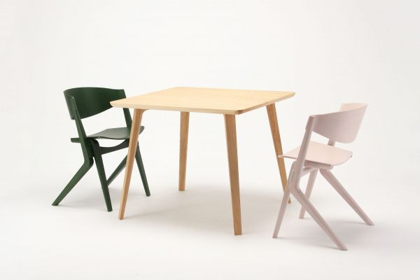 Karimoku New Standard Scout Chair stoel