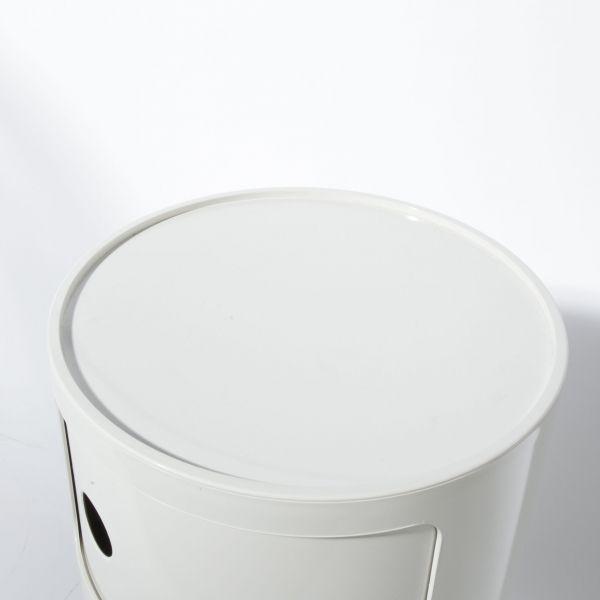 Kartell Componibili kast rond large (3 comp.)