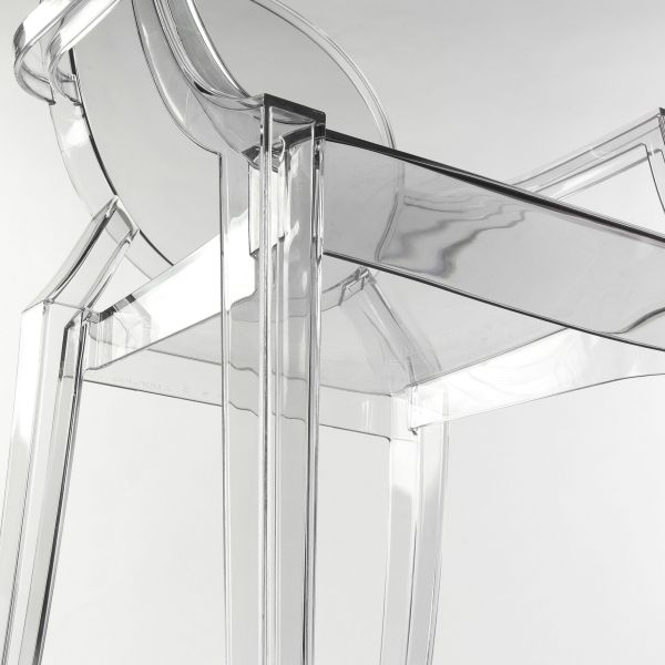 Kartell Louis Ghost stoel