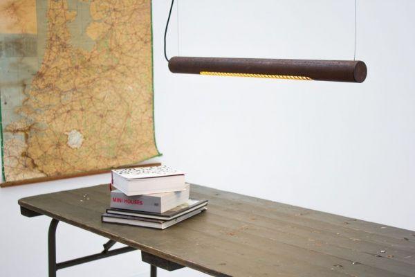 Graypants Roest Horizontal 150 hanglamp LED