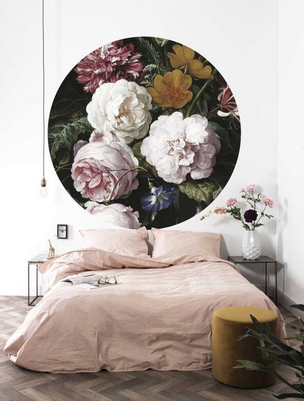 KEK Amsterdam Golden Age Flowers behangcirkel