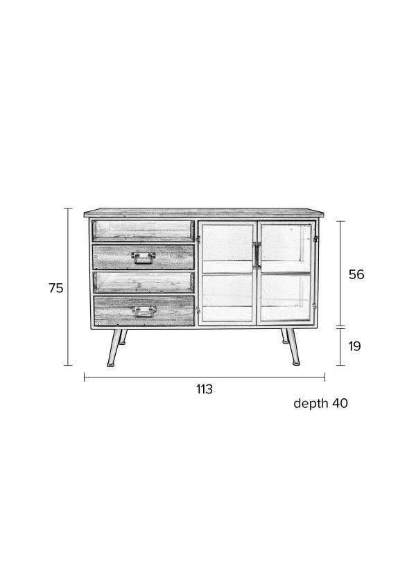 Livingstone Design Albury dressoir