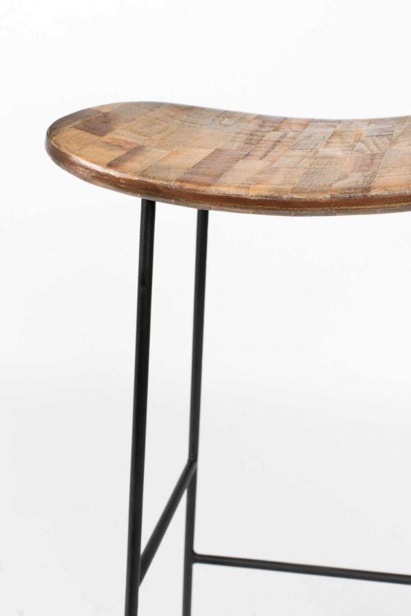 Livingstone Design Balfour barkruk 76