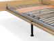 Loof Frame bed met hoofdbord type 2 160x200