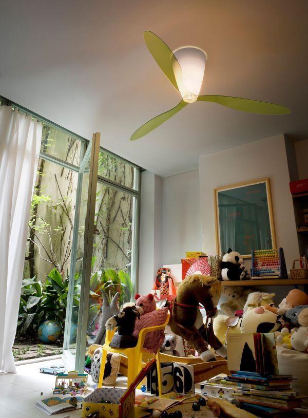 Luceplan Blow plafondlamp