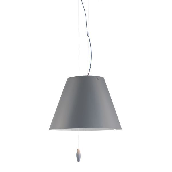 Luceplan Outlet - Costanzina Radieuse lampenkap concrete grey