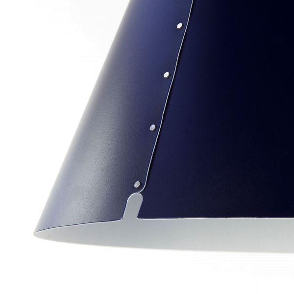 Luceplan Costanza vloerlamp telescopisch met dimmer aluminium