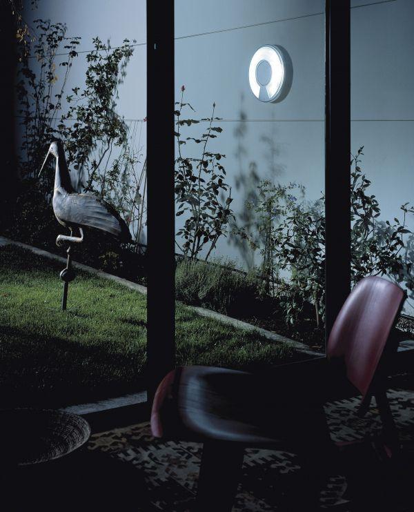 Luceplan Lightdisc 32 wandlamp opaal