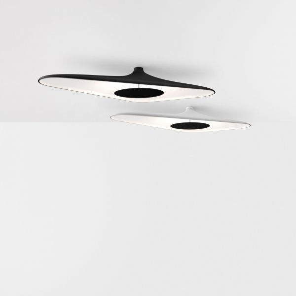 Luceplan Soleil Noir plafondlamp LED