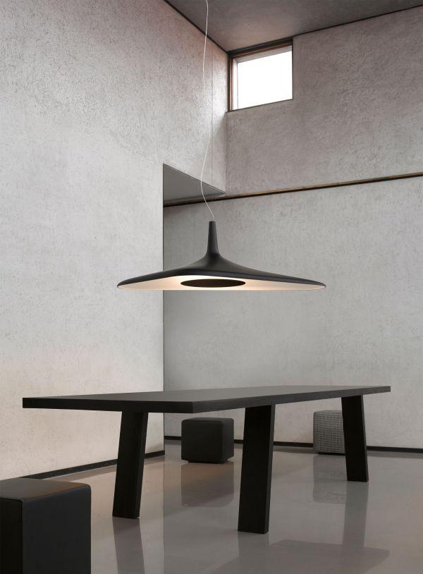 Luceplan Soleil Noir hanglamp LED