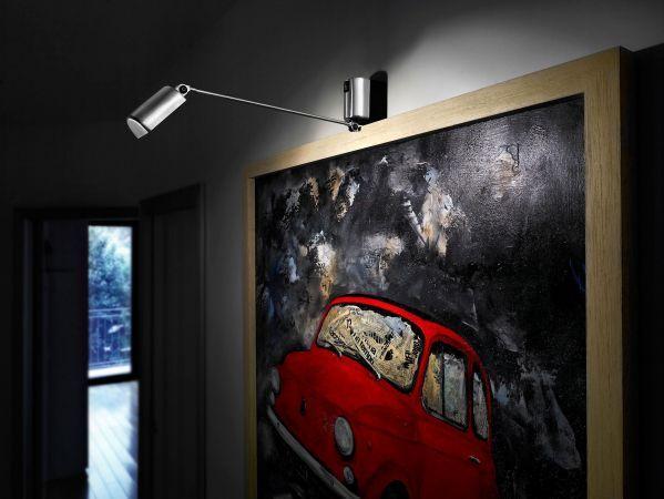 Lumina Daphine 06 wandlamp halo