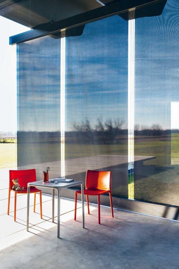 Magis Air-Table tuinset 65x65 tafel + 4 stoelen